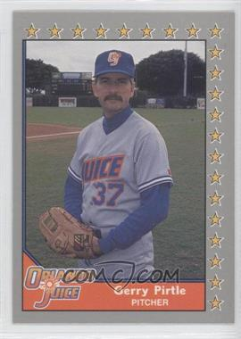 1990 Pacific Senior Professional Baseball Association #198 - Gerry Pirtle