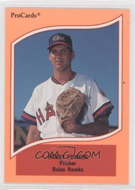 1990 ProCards A & AA Minor League Stars #159 - Randy Powers