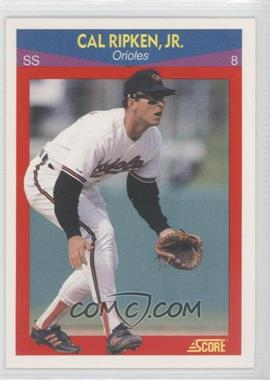 1990 Score Superstars Box Set [Base] #66 - Cal Ripken Jr.