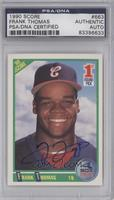 Frank Thomas [PSA/DNA Certified Auto]