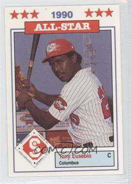 1990 Southern League All-Stars #27 - Tony Eusebio