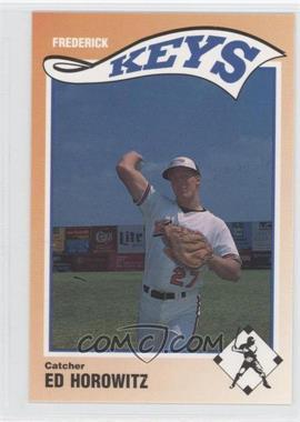 1990 Sportsprint Frederick Keys #21 - [Missing]