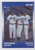Jeff Conine, Brad Pennington, Brian Peterson, Guy Hansen