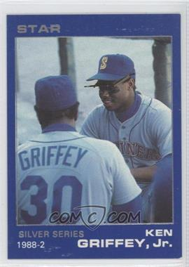 1990 Star Silver #93 - Ken Griffey Jr. /2000