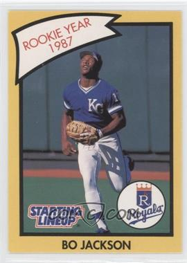 1990 Starting Lineup Cards [???] #N/A - Bo Jackson
