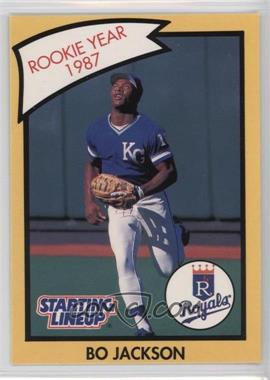 1990 Starting Lineup Cards Rookie Year #BOJA - Bo Jackson
