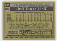 Jeff Parrett