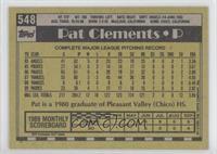 Pat Clements