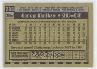 Greg Briley