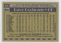Dave Cochrane