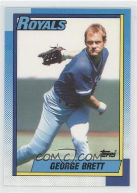 1990 Topps Box Set [Base] Collector's Edition (Tiffany) #60 - George Brett