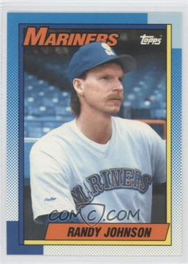 1990 Topps Box Set Collector's Edition (Tiffany) #431 - Randy Johnson