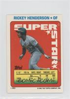 Rickey Henderson, Jose Canseco