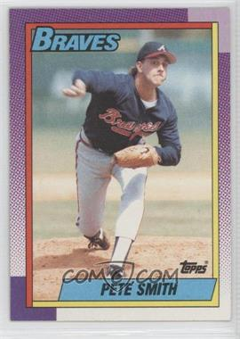 1990 Topps #771 - Pete Smith