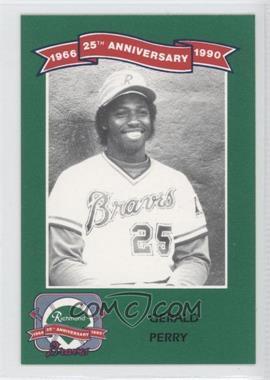1990 Ukrop's Pepsi Richmond Braves 25th Anniversary #19 - [Missing]
