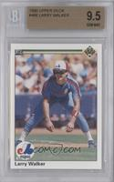 Larry Walker [BGS 9.5]