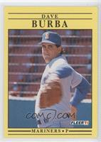 Dave Burba