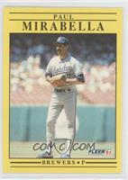 Paul Mirabella