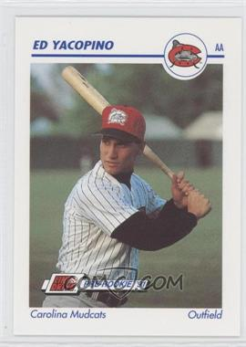 1991 Line Drive Pre-Rookie - AA #122 - Ed Yacopino
