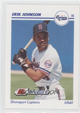 1991 Line Drive Pre-Rookie AA #309 - Erik Johnson