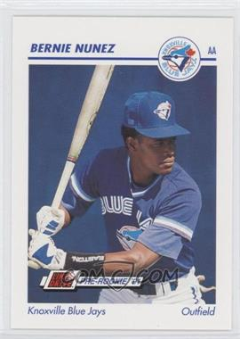 1991 Line Drive Pre-Rookie AA #363 - Bernie Nunez