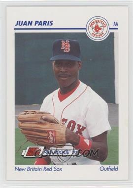 1991 Line Drive Pre-Rookie AA #467 - Juan Paris