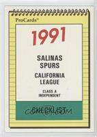 Salinas Spurs Team