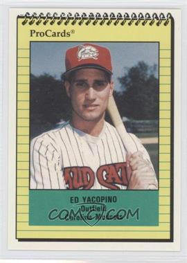 1991 ProCards Minor League #1099 - [Missing]