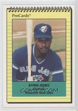 1991 ProCards Minor League #1781 - Bernie Nunez
