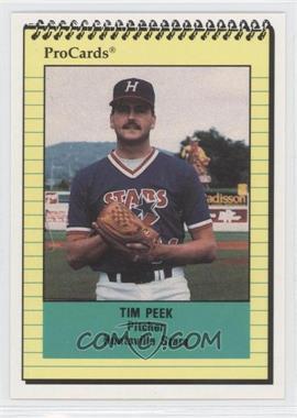 1991 ProCards Minor League #1793 - Timothy Peek