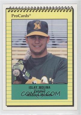 1991 ProCards Minor League #2136 - [Missing]