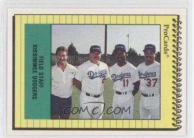 1991 ProCards Minor League #4205 - Dennis Burlingame