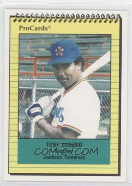 1991 ProCards Minor League #928 - Tony Eusebio