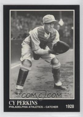 1991 The Sporting News Conlon Collection - [Base] #185 - Cy Perkins