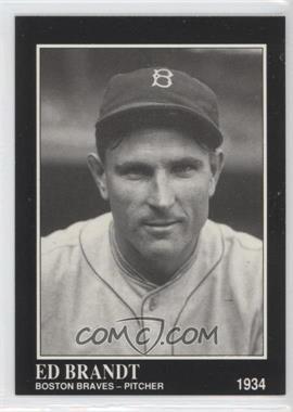 1991 The Sporting News Conlon Collection #298 - Ed Brandt