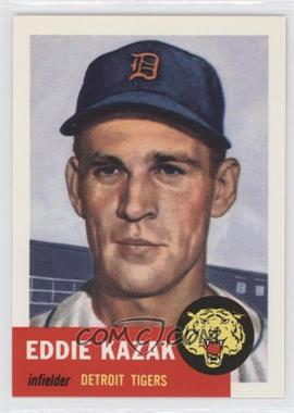 1991 Topps Archives The Ultimate 1953 Set #194 - Eddie Kazak
