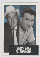 Dizzy Dean, Al Simmons