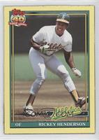 Rickey Henderson [Authentic]