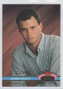 1991 Topps Stadium Club Skydome Box Set [Base] #143 - Jason Pruitt