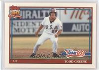 Todd Greene