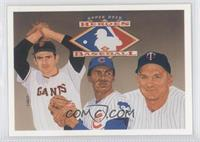 Gaylord Perry, Fergie Jenkins, Harmon Killebrew