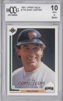Gary Carter [ENCASED]
