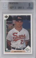 Mike Mussina [BGS 9]