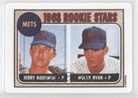 Jerry Koosman, Nolan Ryan