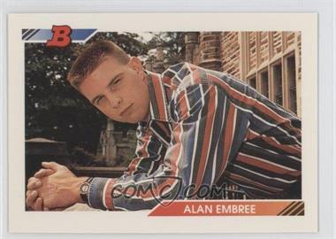 1992 Bowman #387 - Alan Embree