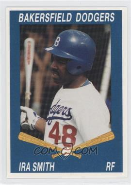 1992 Cal League California League #22 - Ira Smith