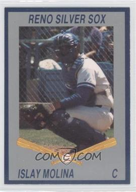 1992 California League #49 - Isidro Morales