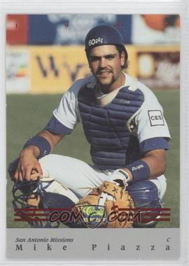 1992 Classic Best Minor League [???] #BC16 - Mike Piazza