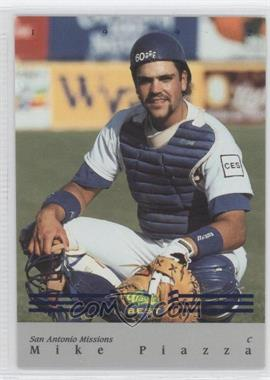 1992 Classic Best Minor League Bonus Card Blue #BC16 - Mike Piazza