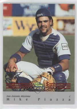 1992 Classic Best Minor League Bonus Card Red #BC16 - Mike Piazza